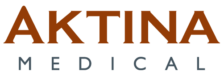 Aktina Medical Product Training Logo